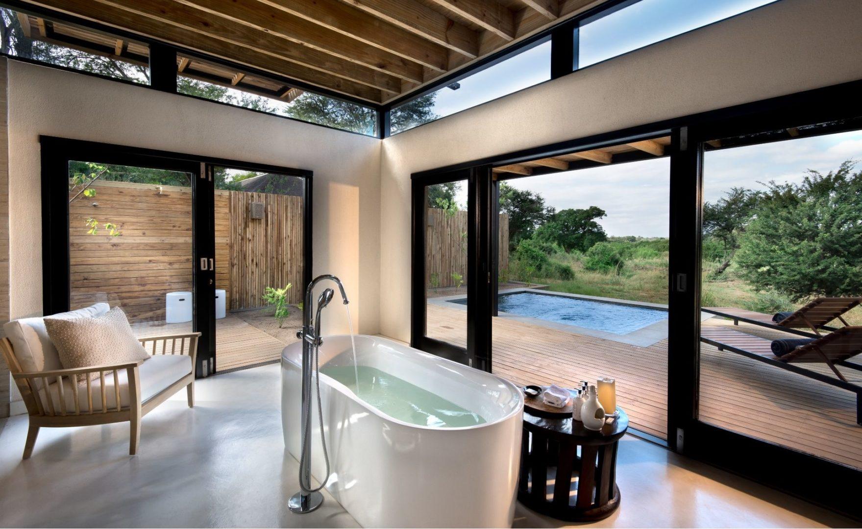 River Suite En-Suite Bathroom