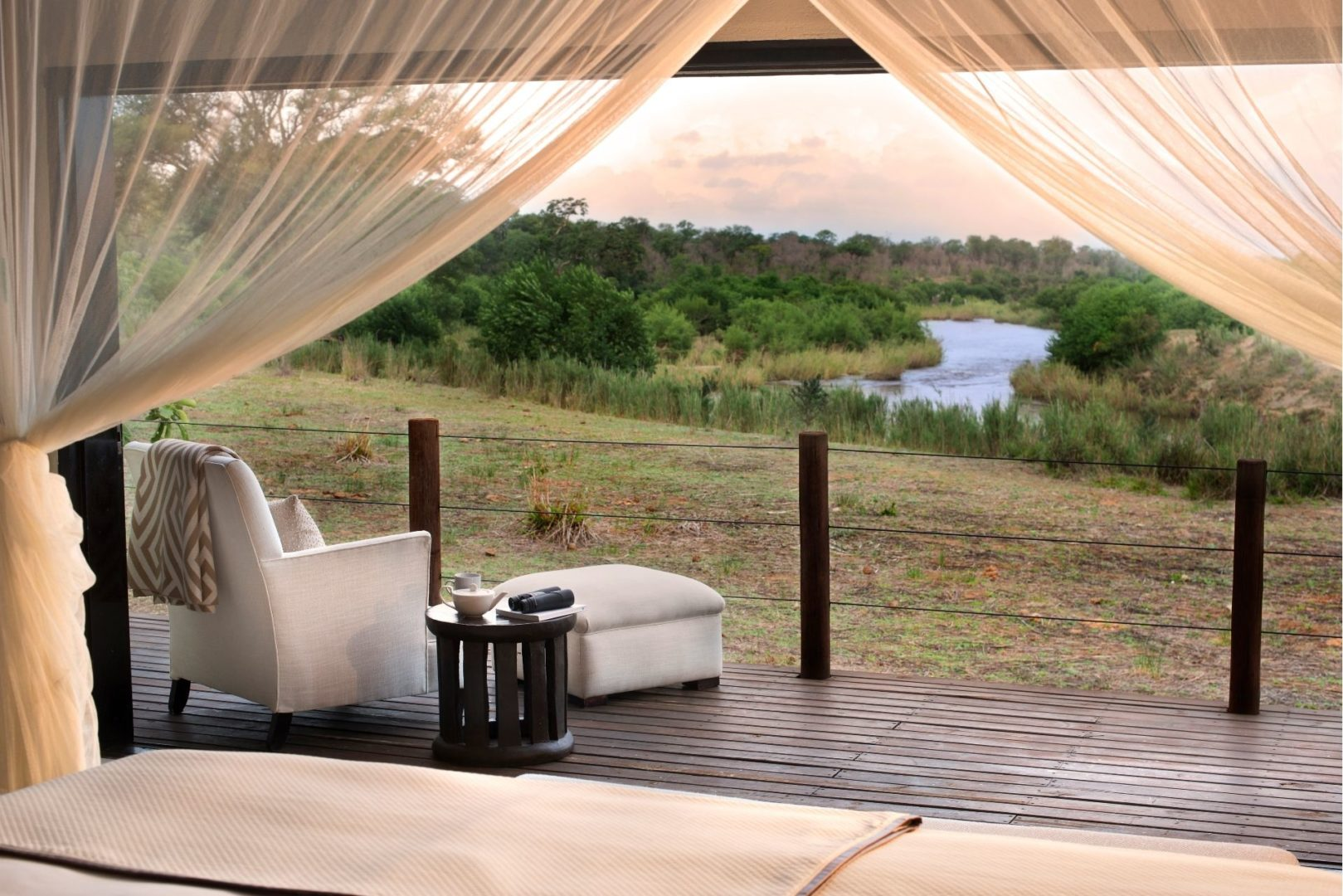 River Suite with views