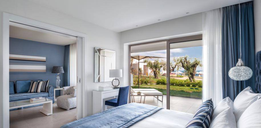 One Bedroom Bungalow Suite Sea View