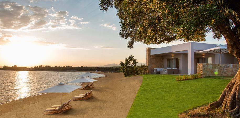 Two Bedroom Bungalow Suite Beachfront