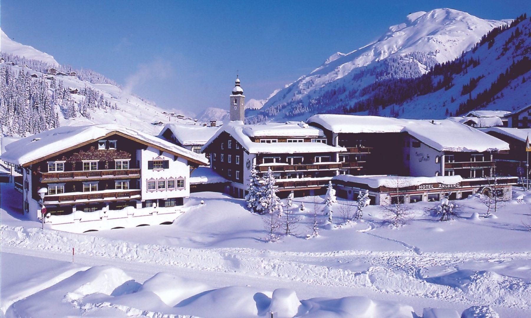 The Hotel Arlberg
