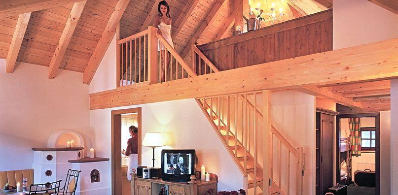A duplex Lion king suite