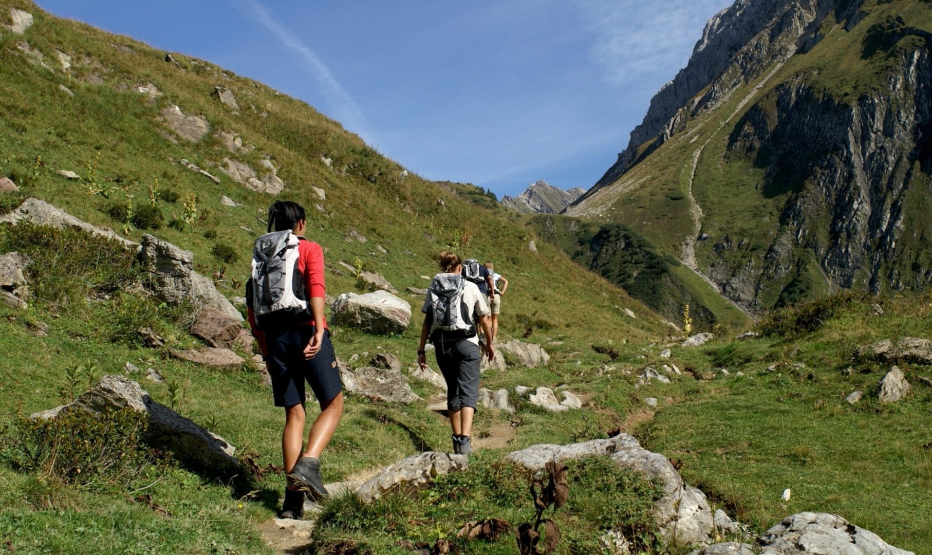 Trekking in summer is a must