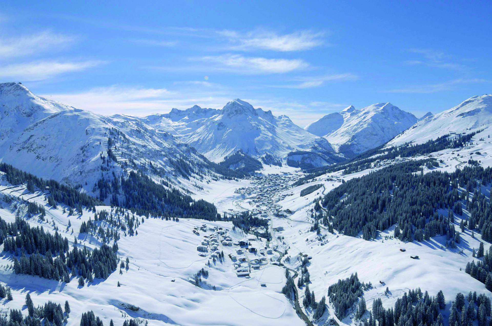 Pristine and inviting – Lech