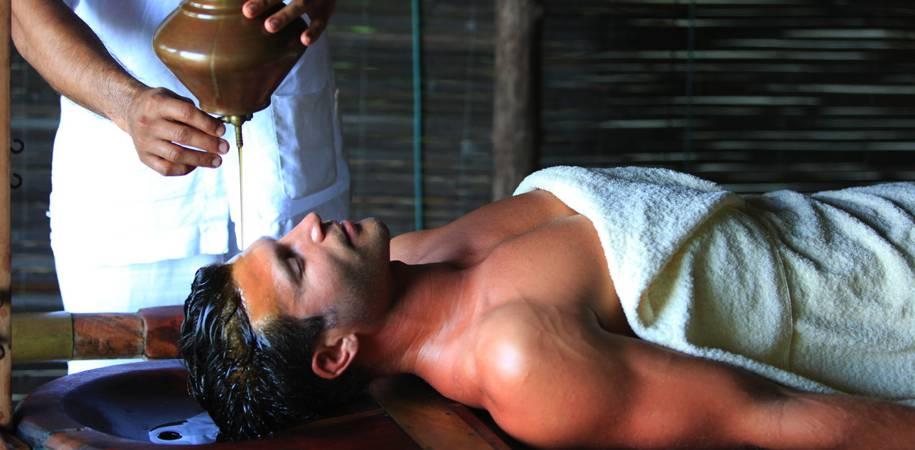 Ayurvedic spa treatments