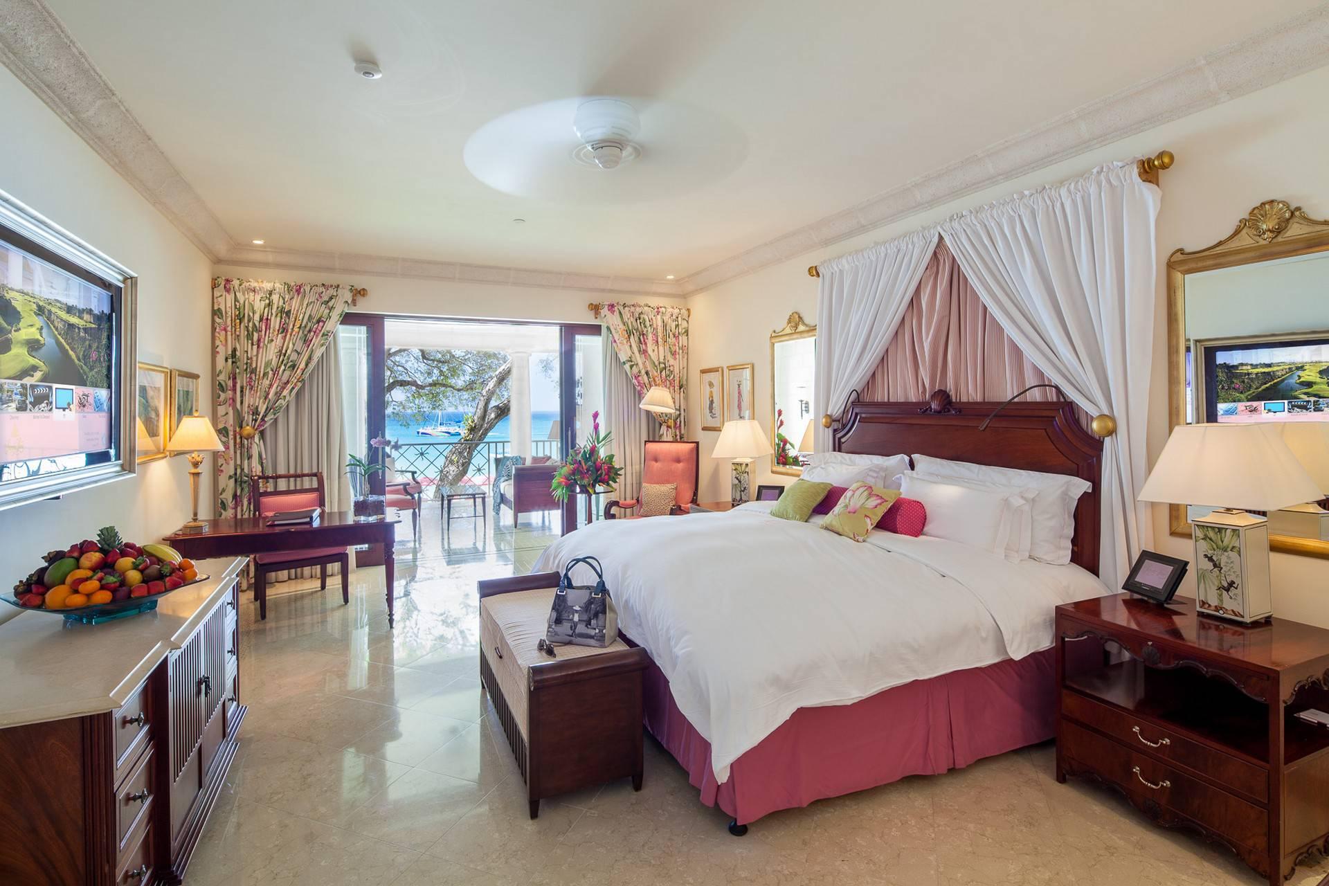 Exquisite decor and comfort