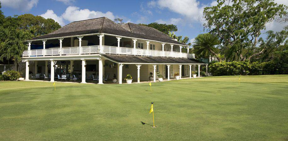 The Old Nine Clubhouse