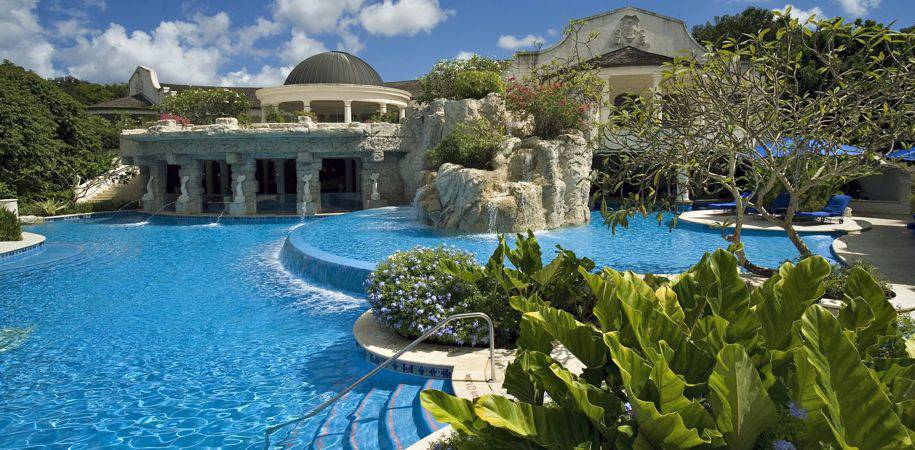 The Spa and pool