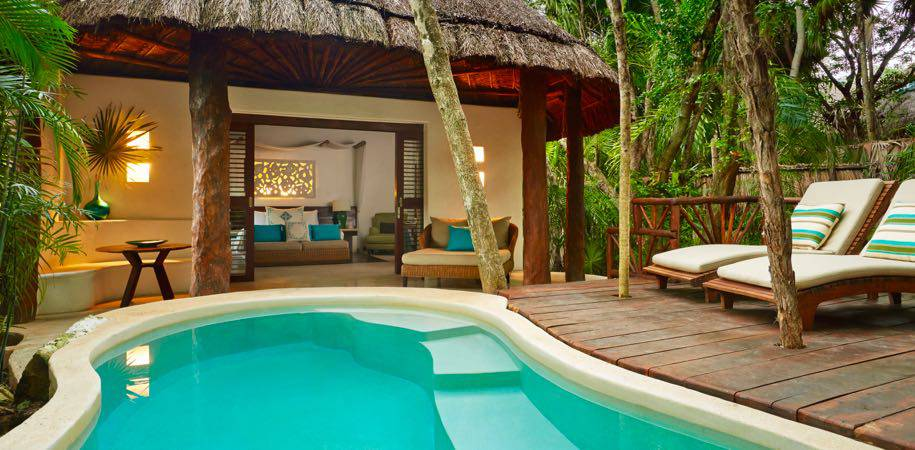 Royal Villa with private plunge pool