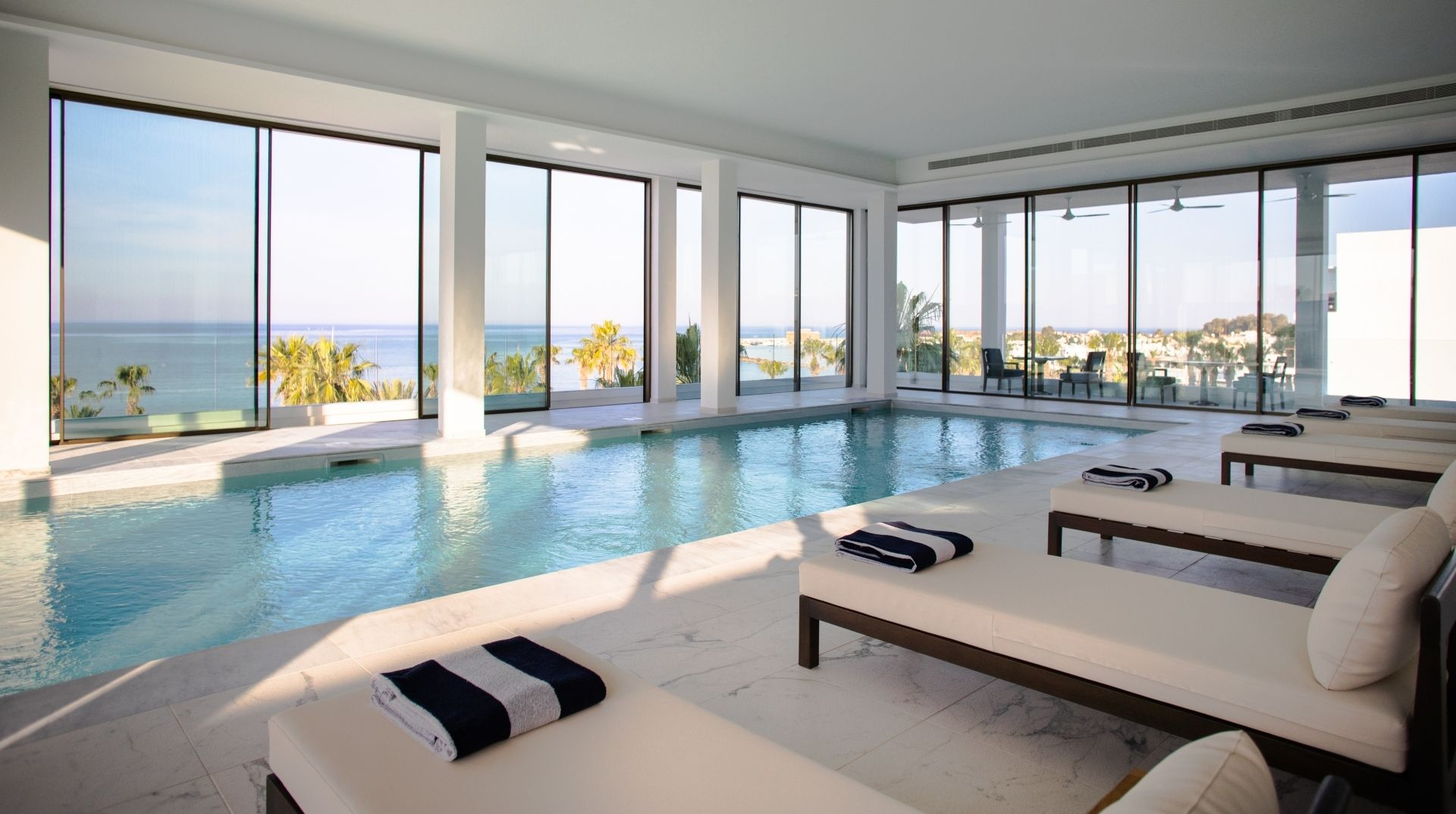 Ouranos Rooftop Pool