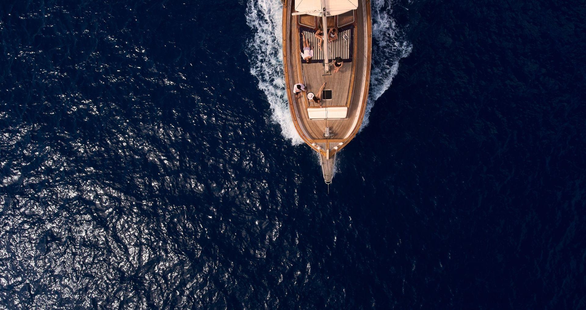 Akamas yacht