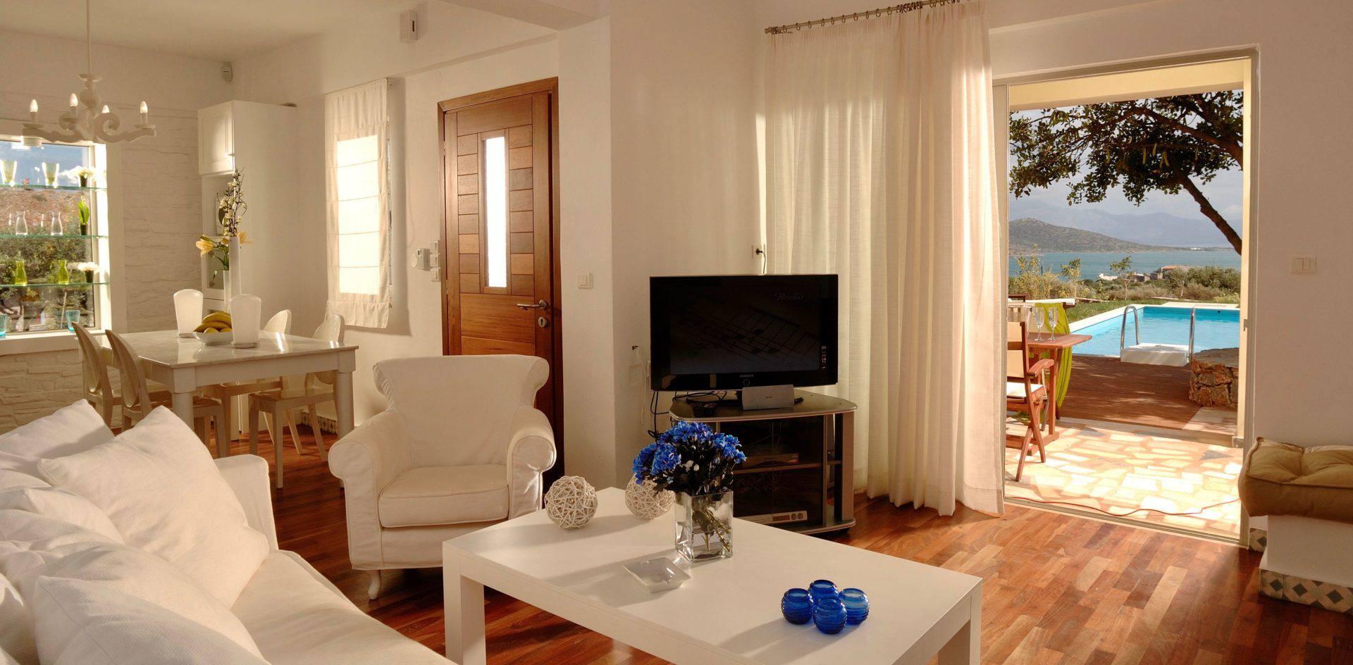 Two Bedroom Residence living room