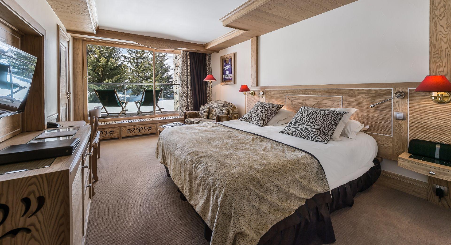 Saulire room