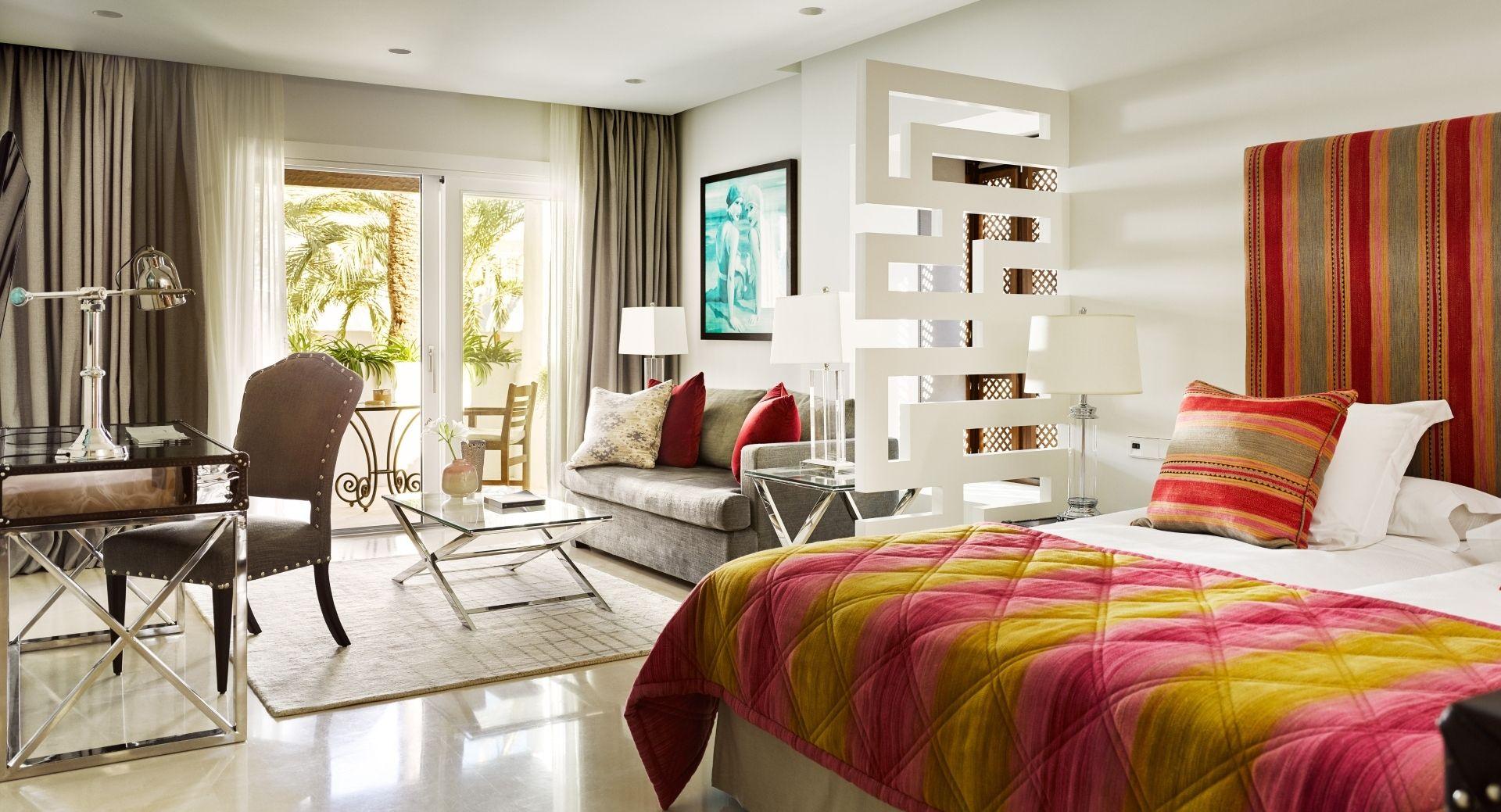 Deluxe Junior Suite Mesa Limpia