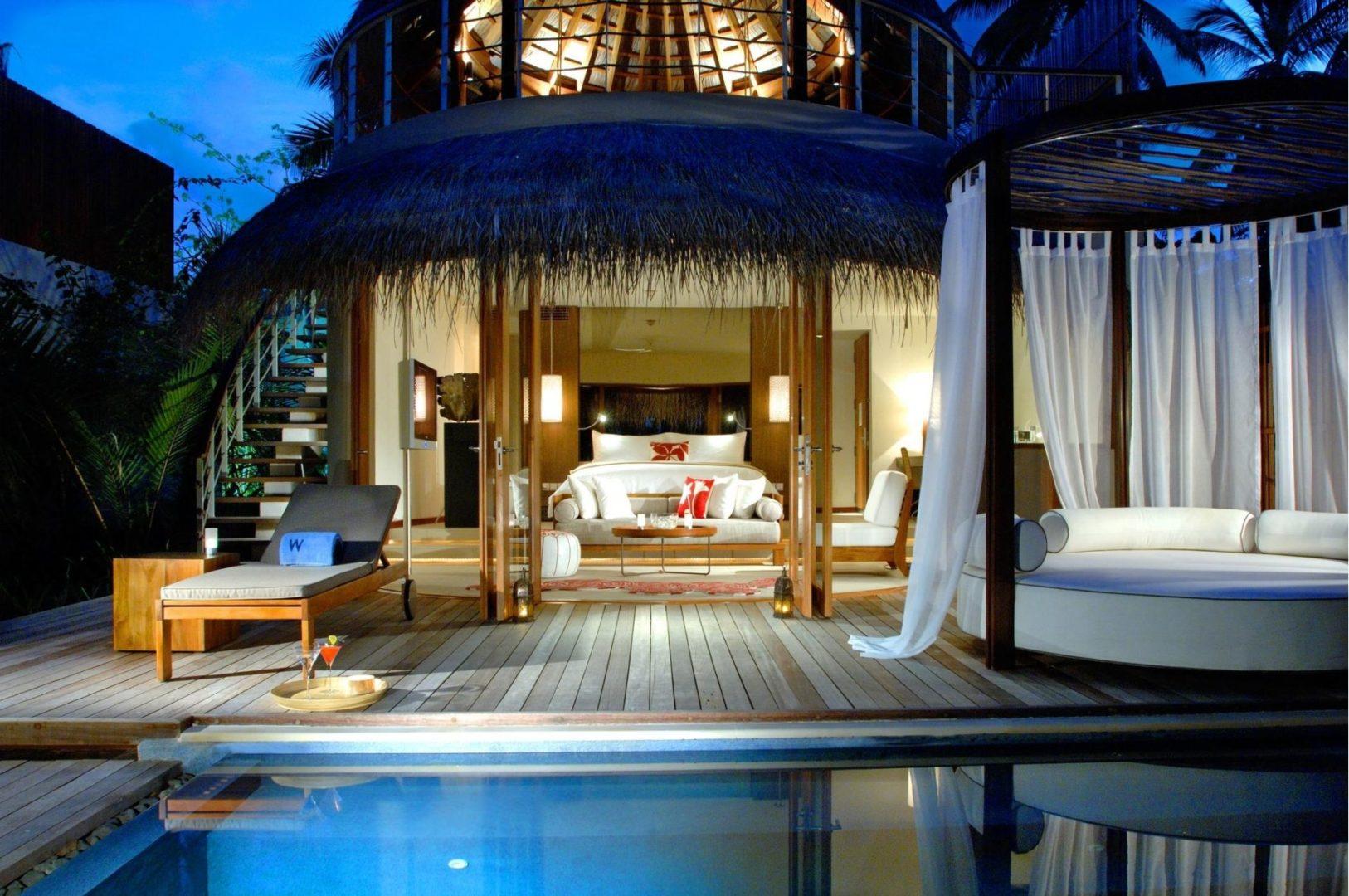 Beach Oasis Room