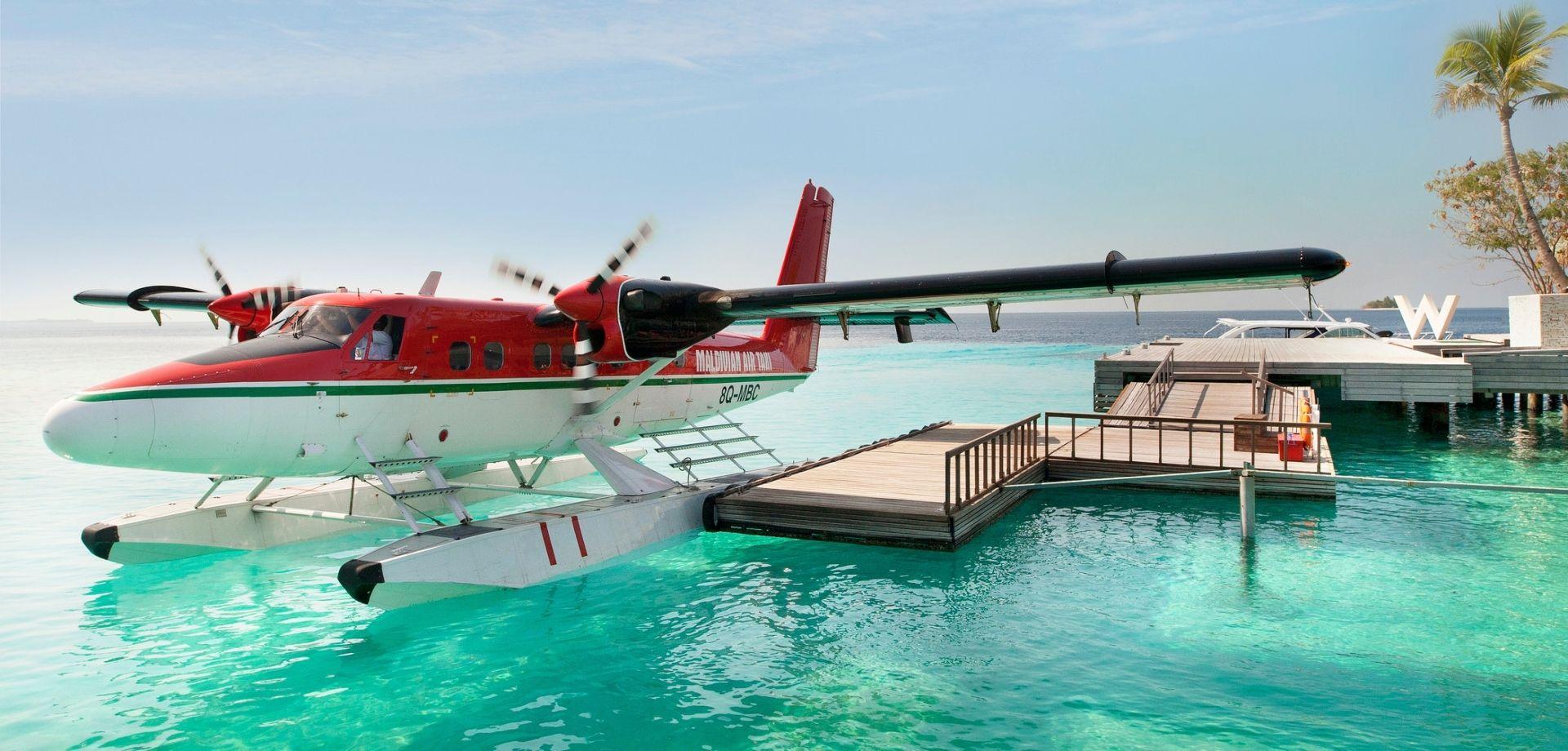 Seaplane Jetty