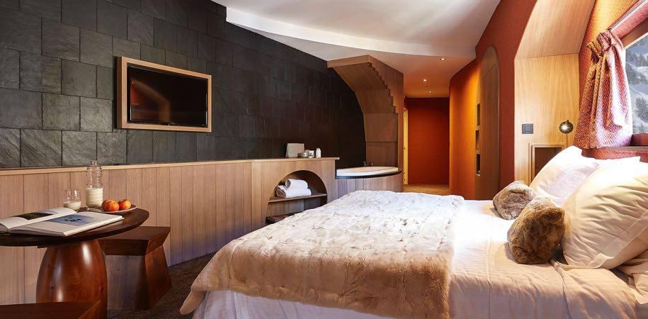 A Superior room