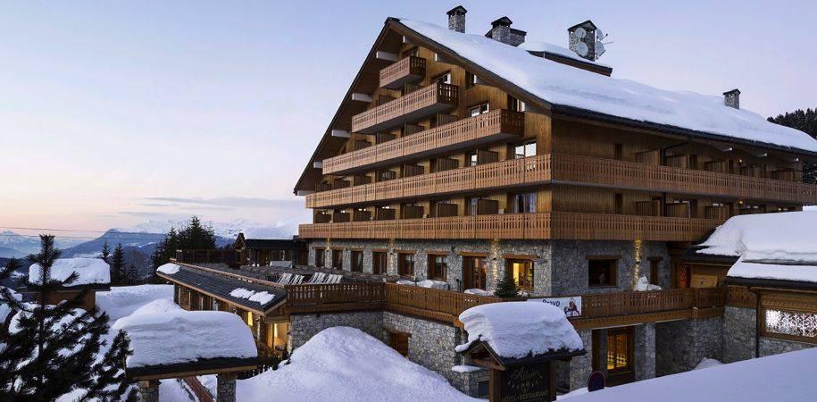 Ski in Ski out location