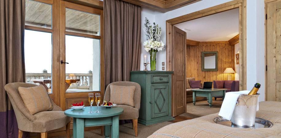 Chalet Alpage Suite Ourson