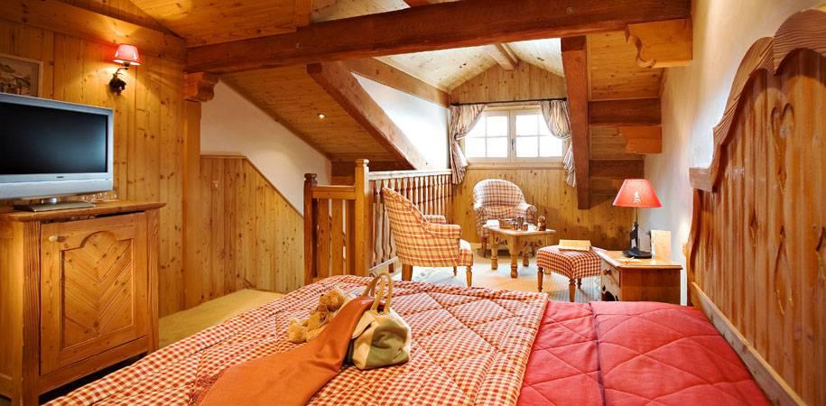 Grand Comfort Mezzanine Bedroom
