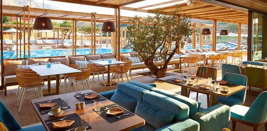 The Blend Italian Fusion Restaurant