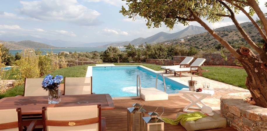A Two Bedroom Private Residences with pool