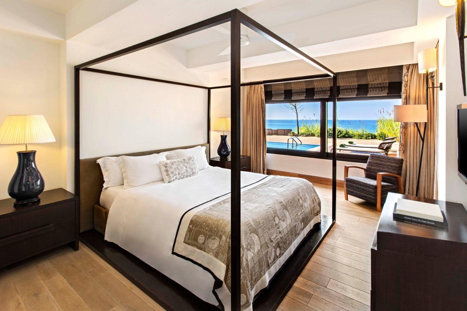 Ithomi – Sapientza Master bedroom
