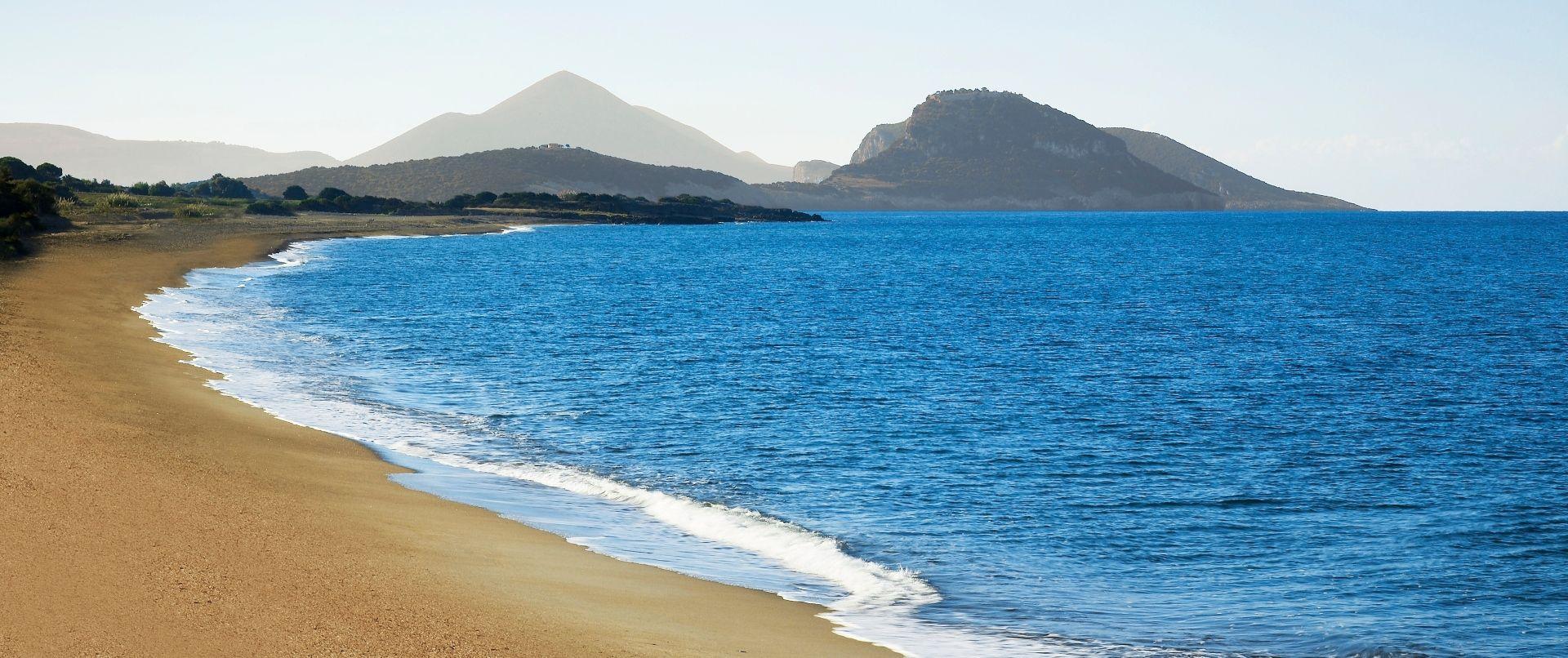 Beautiful vistas at Dune beach