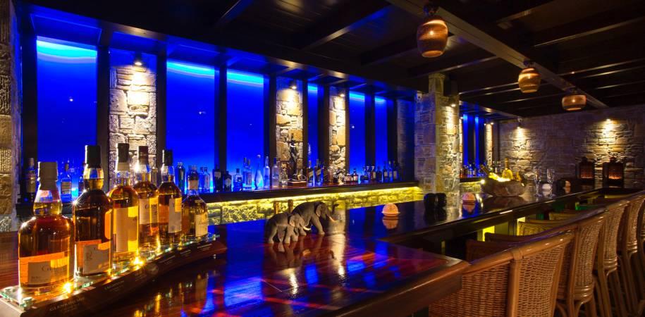 Unwind in the Club House Bar