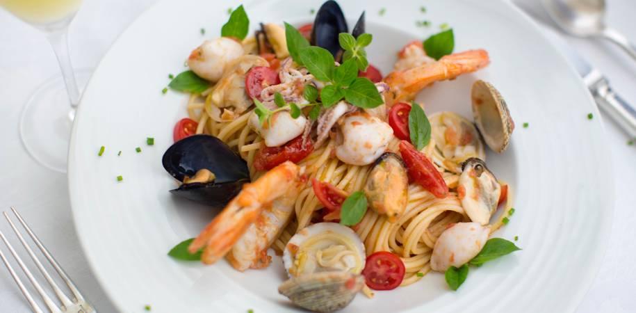 Delicious fresh Mediterranean cuisine