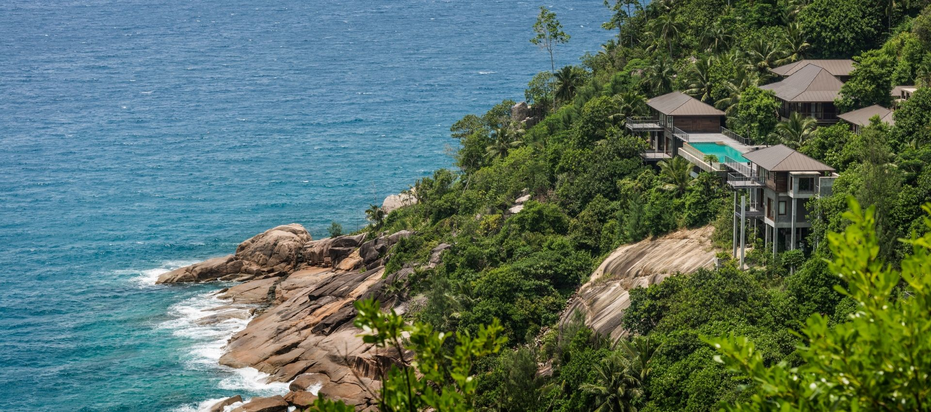 Paradise shoreline