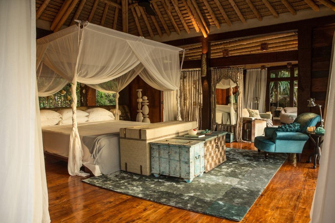 A Villa bedroom