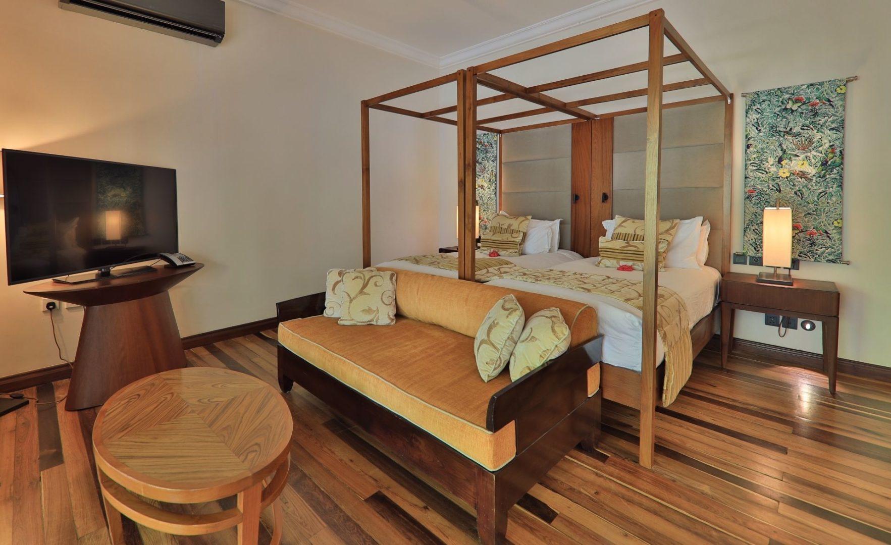Presidential Suite Pool Villa – Main bedroom