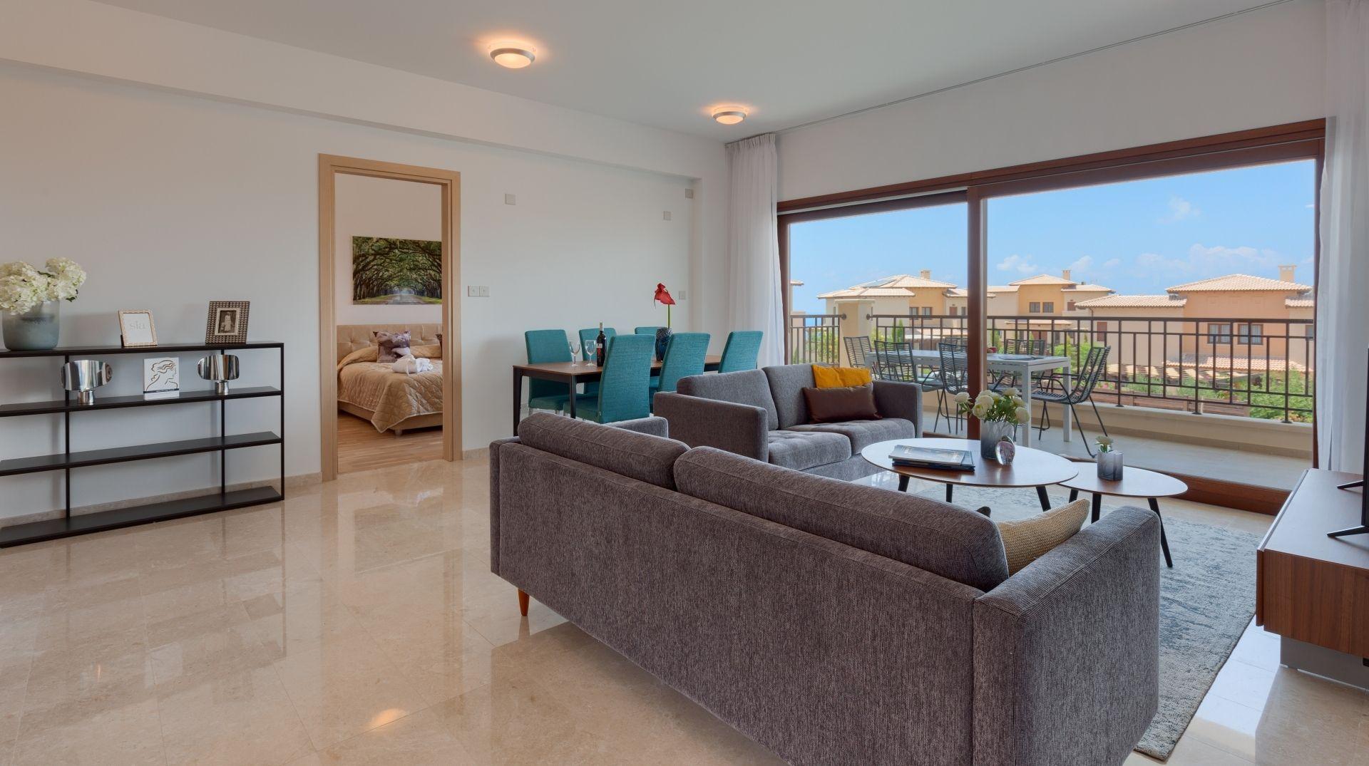 Three Bedroom Premium Serviced Apartment