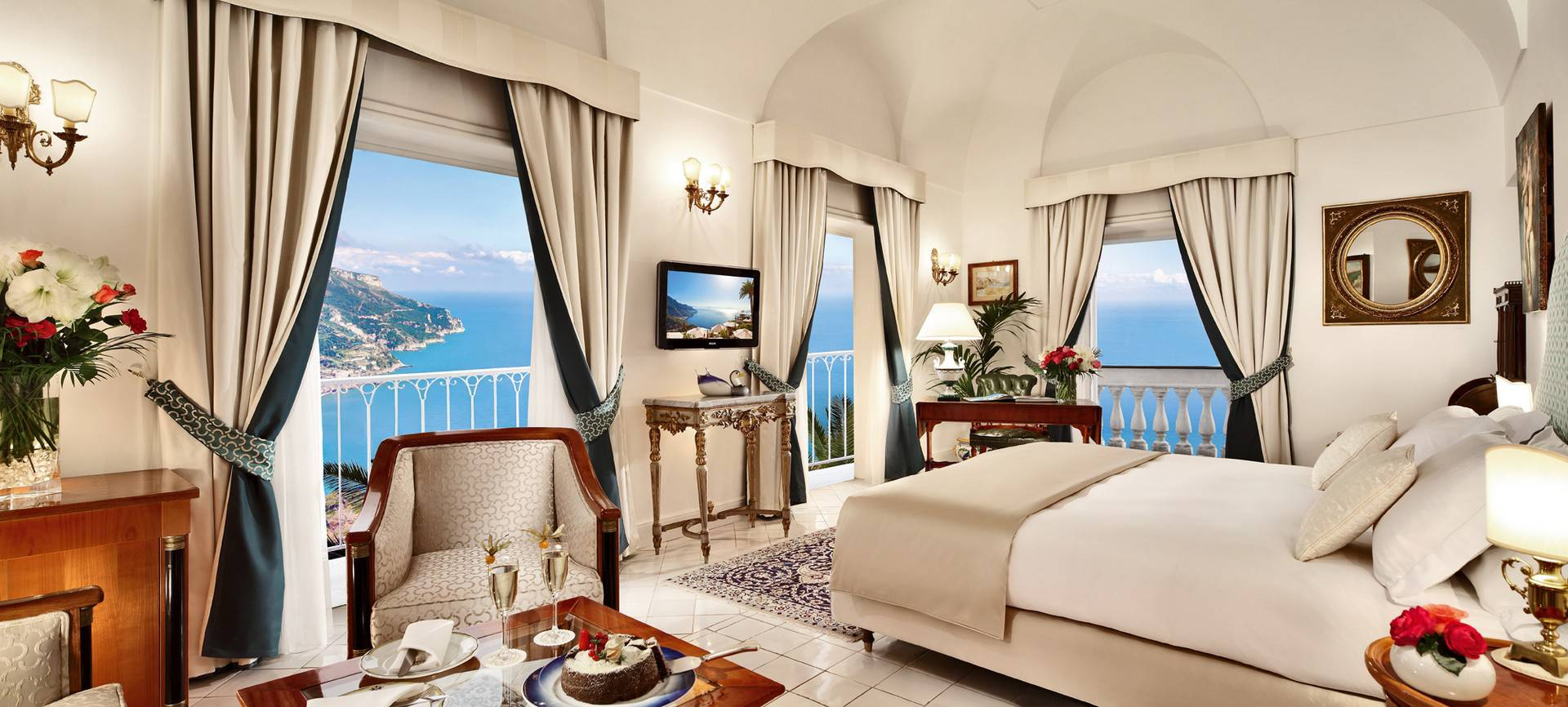 Suites with incredible views