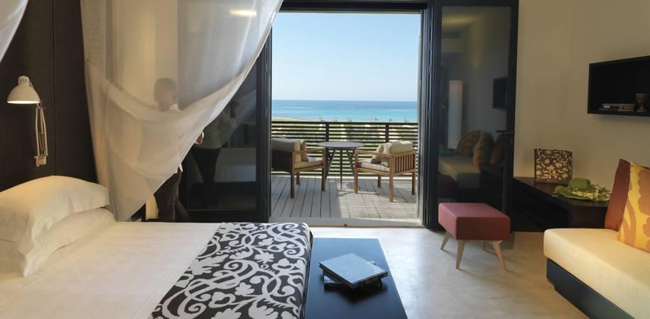 A Deluxe bedroom