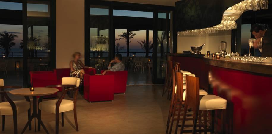 The Granita bar