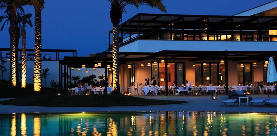 The Zagara restaurant