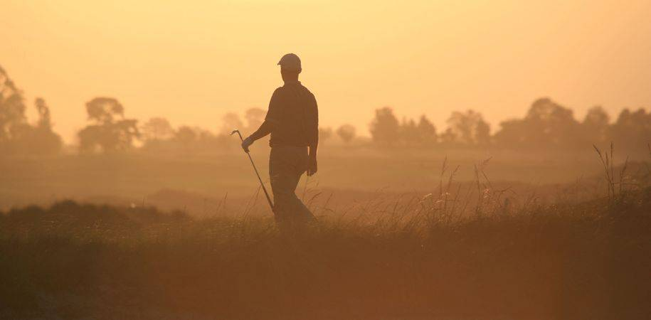 A golfing paradise
