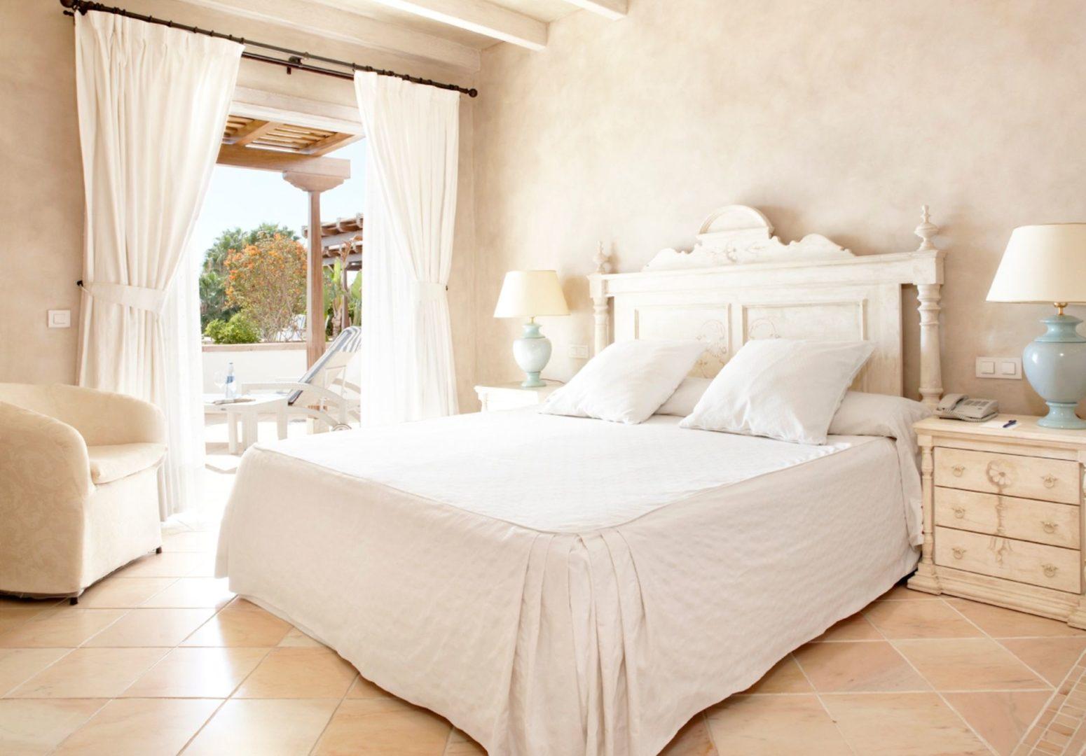 Suite Real bedroom
