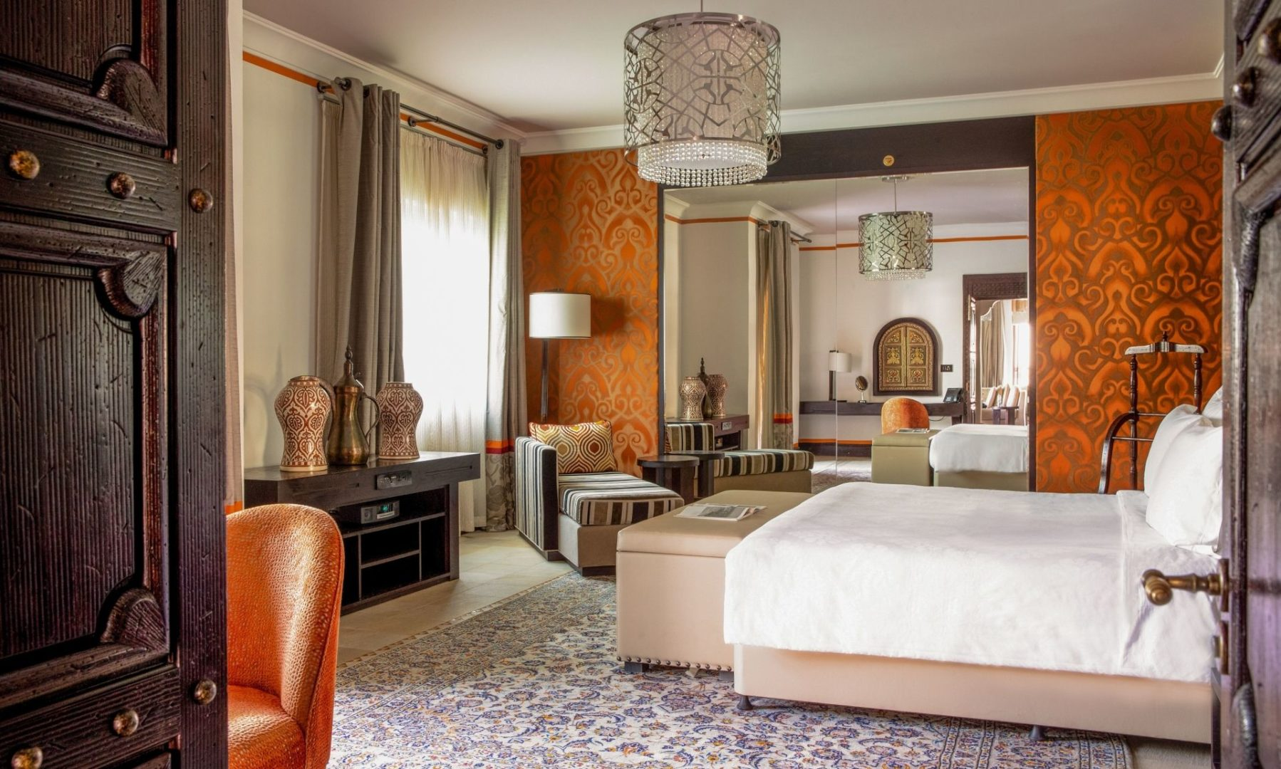 Summerhouse Arabian Suite – Bedroom