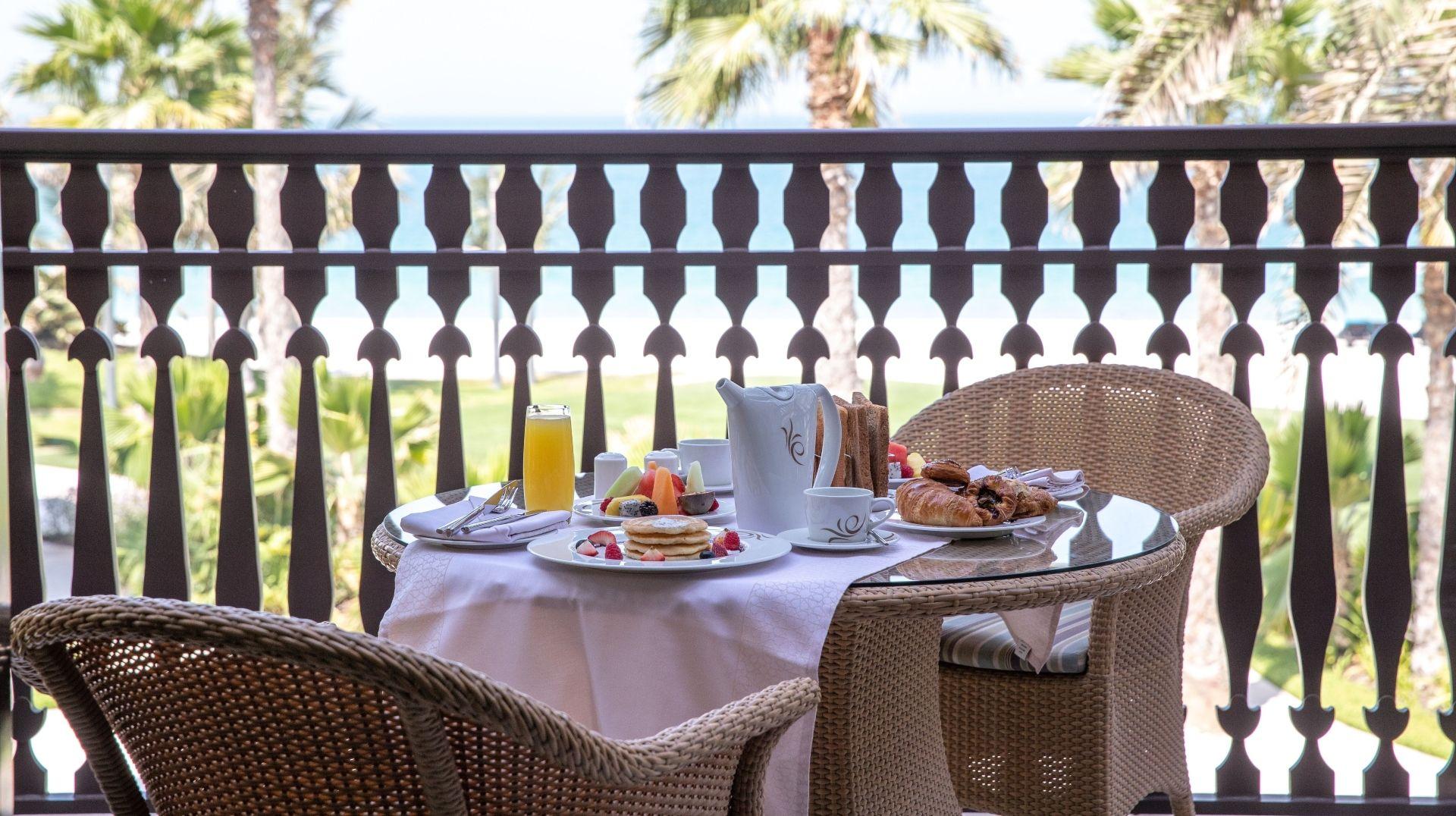 Gulf Arabian Suite Balcony