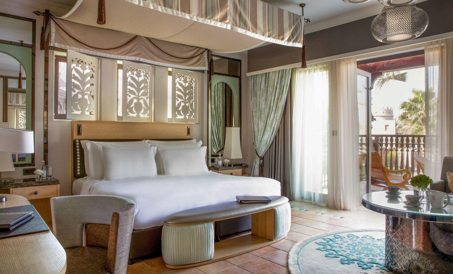 Gulf Summerhouse Arabian Deluxe Bedroom