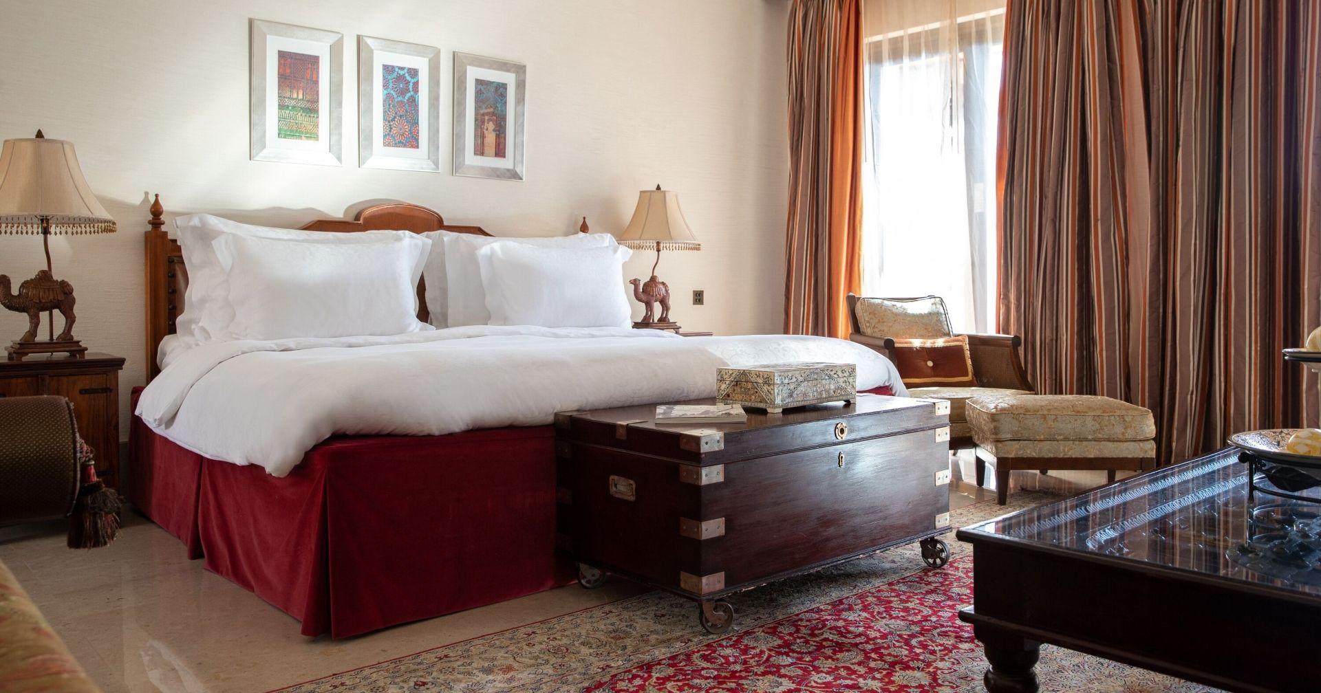Three bedroom Malakiya Villa – Master Bedroom