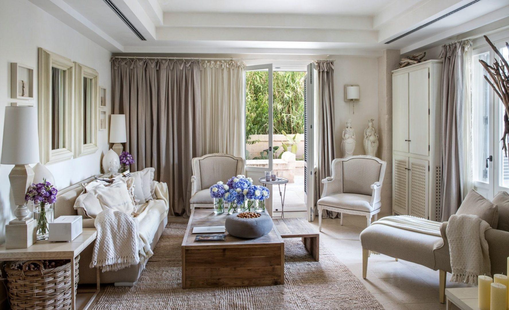 A Villa lounge