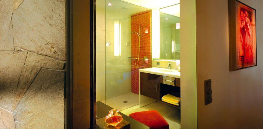 A typical 'Design' bathroom