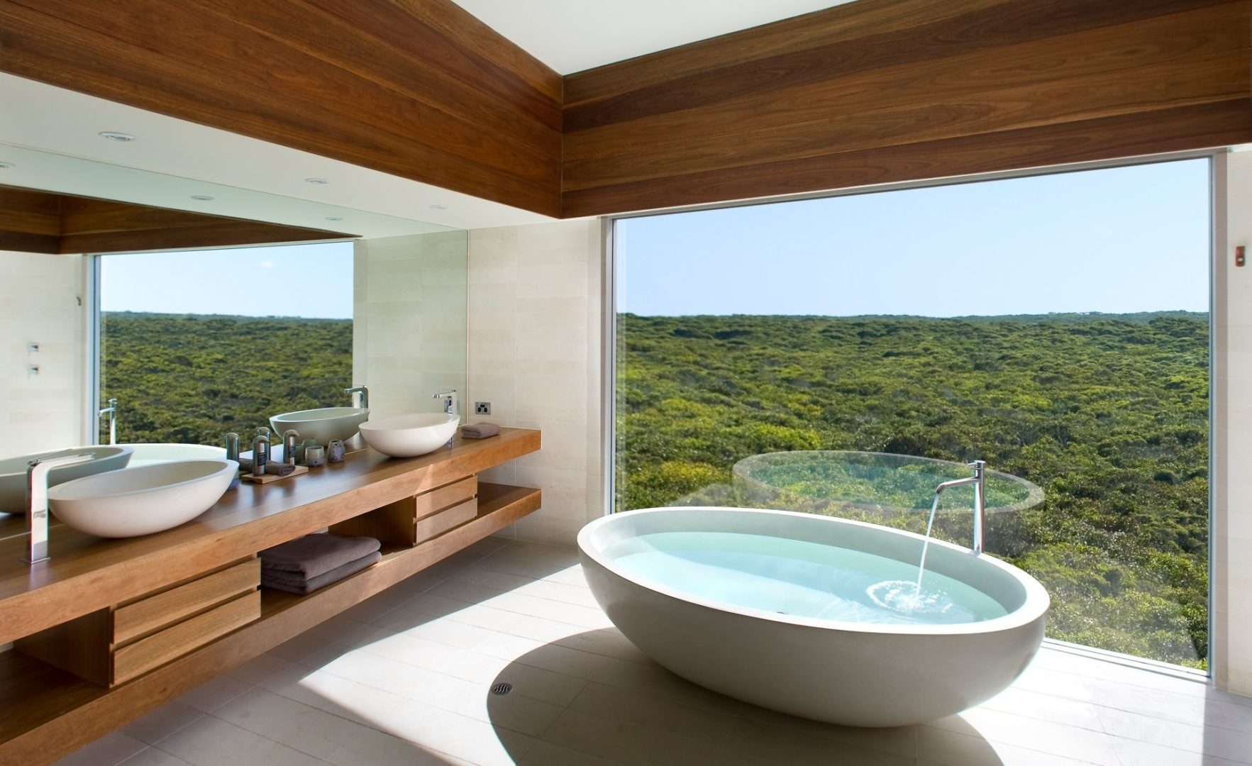 Osprey Pavilion Bath