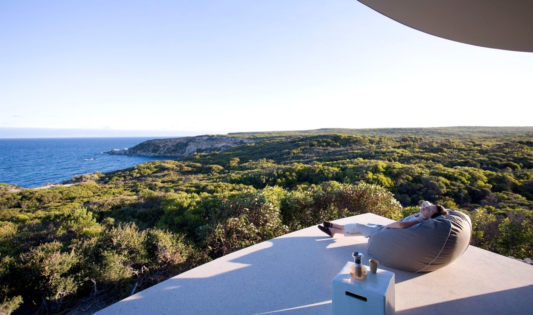 Relax and enjoy the peaceful surroundings