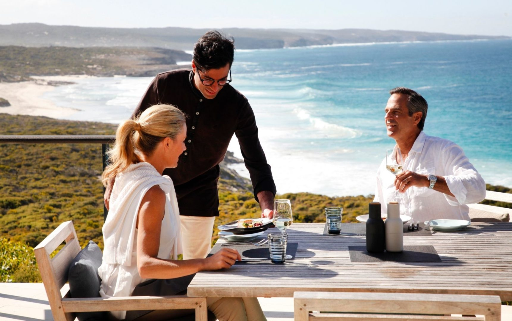 Spectacular dining experiences