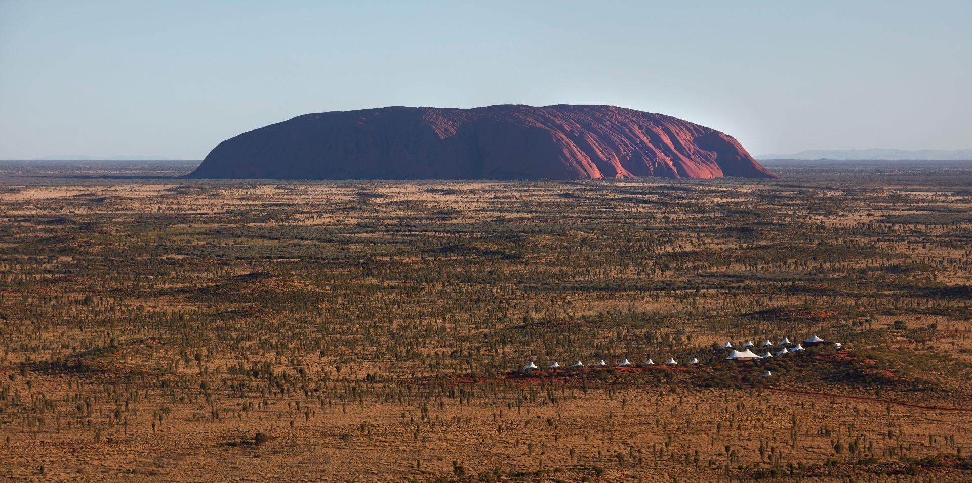 Longitude 131 by Ayers Rock-Uluru
